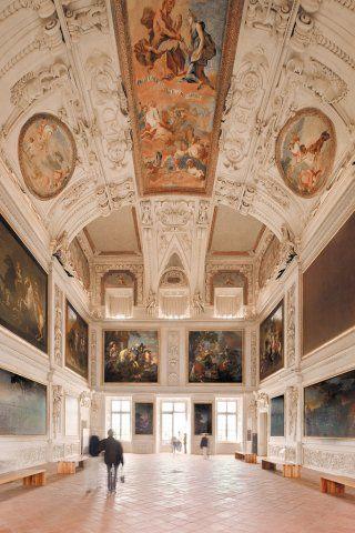 Salone di Diana Venaria Reale