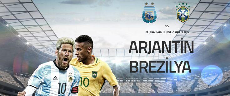 Arjantin – Brezilya 2018 Dünya Kupası gurup elemelerinde büyük bir yarış içerisinde olan #Arjantin ile #Brezilya hazırlık maçı için karşı karşıya geliyor. Son maçlar öncesi oyun ve oyuncuları denemek açısından önemli olan bu zorlu iki ekibin mücadelesinde kim kazanabilecek. Diğer etkinliklerimiz ve maç esnasında #Canlıbahis seçeneklerimiz ile #Enyüksekbahisoranları #Betend'de sizlerle. Arjantin (2,50) – Beraberlik (3,26) – Brezilya (2,70) Bugün: 13.05 http://betend888.com