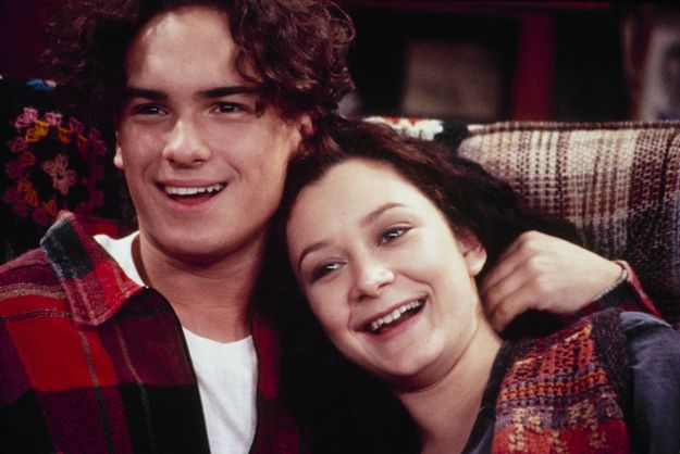 Sara Gilbert On How Dating Johnny Galecki Made Her Realize She Was Gay  Pinning for the best headline ever!