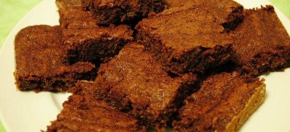 Cviklové brownies