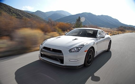 2013 Nissan GTR, pretty much the only car from JDM land that still gets my adoration.