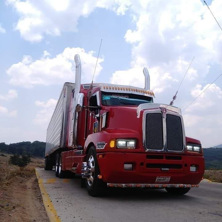Camiones Mx On Instagram Kenworth T600 Autogramtags Bigrig