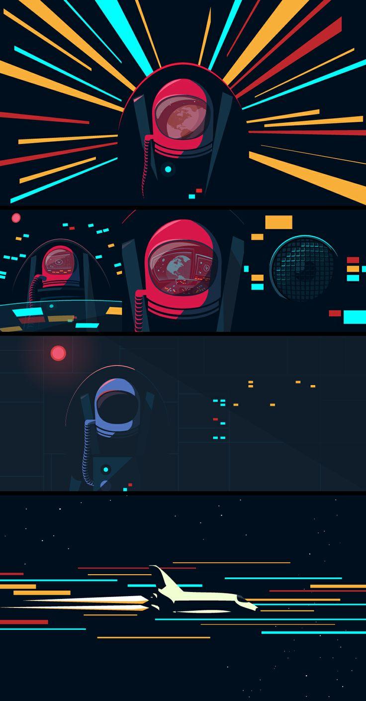 space, ship, graphic, design, illustration, speed, helmet, astronaut, space shuttle, rocket