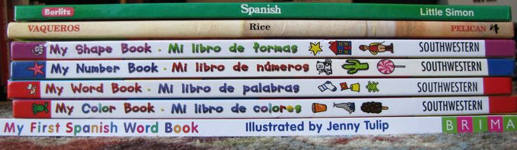 Spanish Bilingual Lot 7 Children S Books Big Hc Formas Numeros Poughkeepsie High School Students Published A New Coloring Book