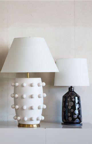 KELLY WEARSTLER | TABLE LAMPS                                                                                                                                                                                 More