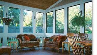 enclosed porches sunrooms - Bing Images