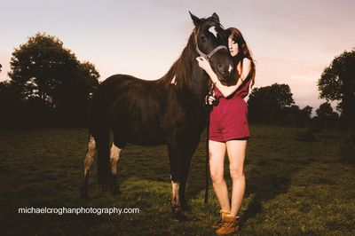Selina, a friend I do the odd shoot with. we decided to help out a local charity, and include it with this shoot. Hungryhorseoutside.com  is an equine and all animal shelter, this was one shot from our shoot