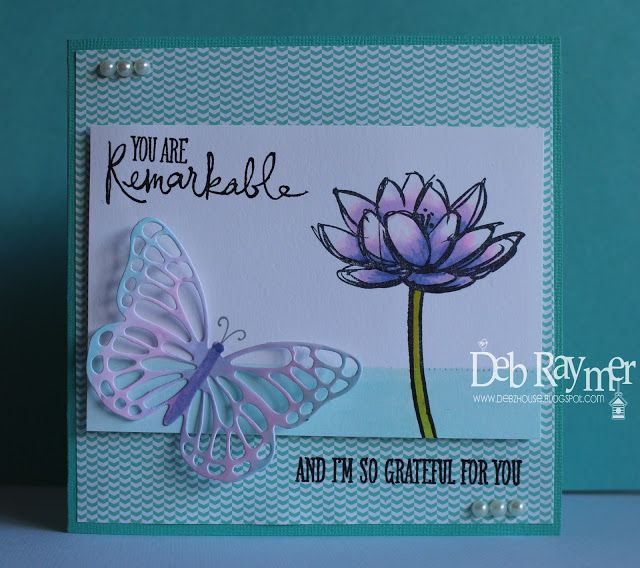 .: New from Stampin' Up! Remarkable You Stamp set