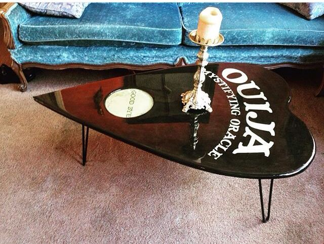Ouija coffee table                                                                                                                                                     More