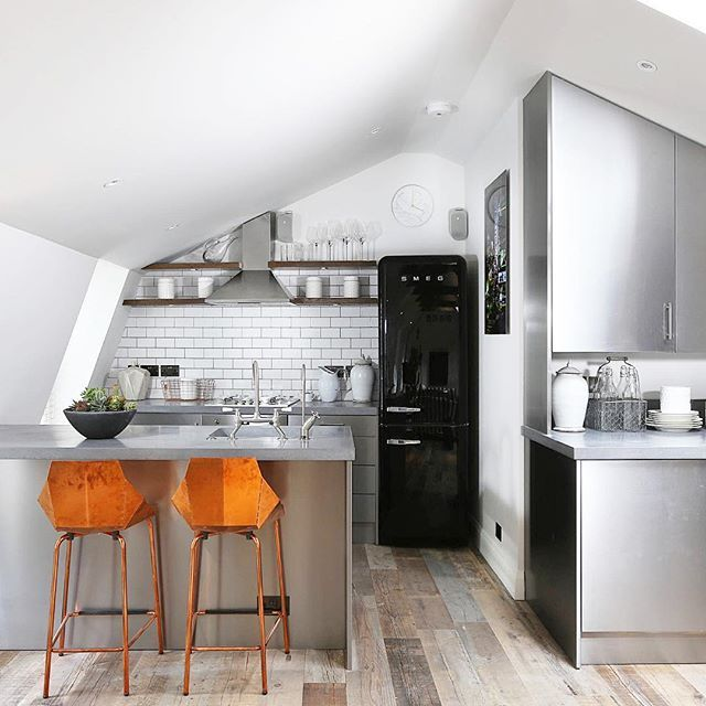 1000 ideas about smeg fridge on pinterest retro - Ikea kitchenette frigo ...