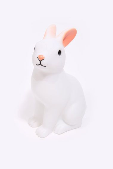 Rabbit light, my son just love his and so easy to carry around when travelling 11€