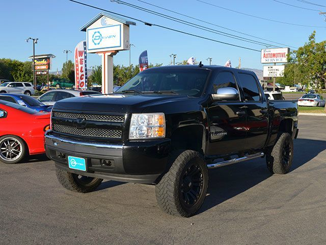 2008 Chevy Silverado 1500 4x4. Lifted! Awesome Truck. By DrivenCarCompany.com