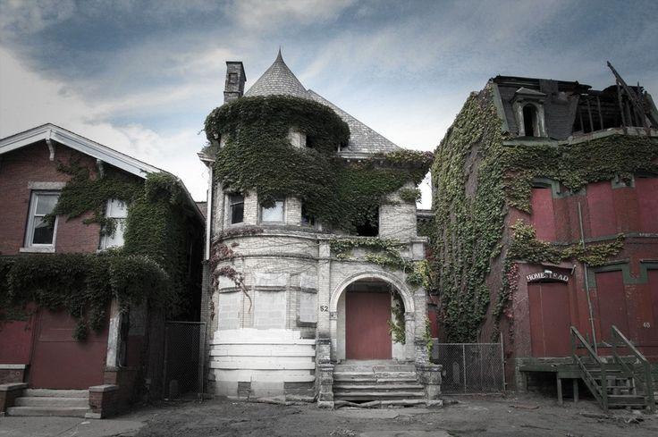История настоящих домов с привидениями • НОВОСТИ В ФОТОГРАФИЯХ