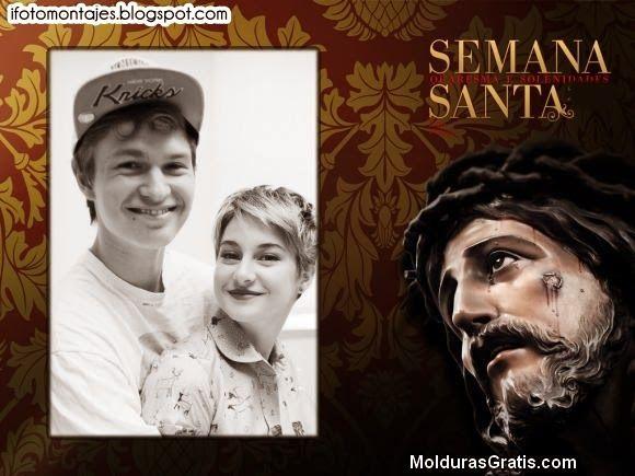 fotomontajes para Pascuas