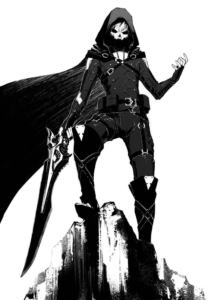 One Of The Best Manga Anime Character Design Fantasy Character Design Concept Art Characters