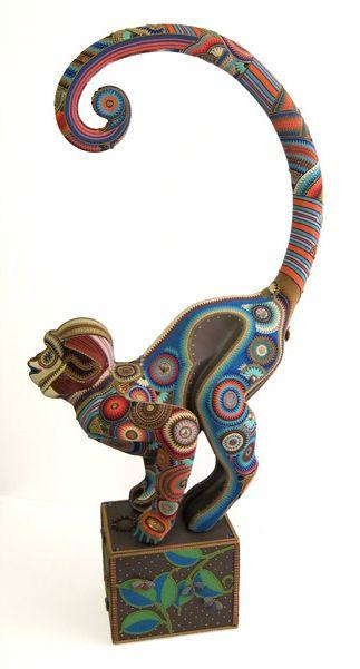 Jan Huling. Невероятный бисер - Ярмарка Мастеров - ручная работа, handmade