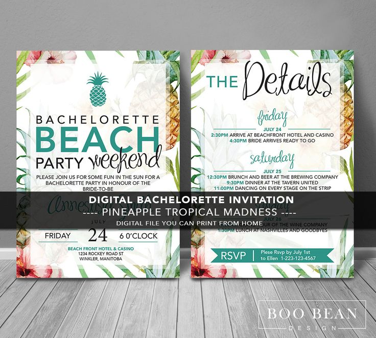 I love the look of these invitations. Obviously, the content would need to be a little different for our trip, but these look really cool to me.