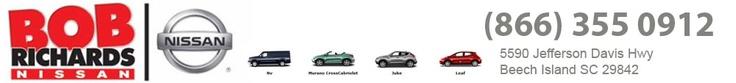Bob Richards Nissan Dealer - Augusta - Beech Island New & Used Cars South Carolina