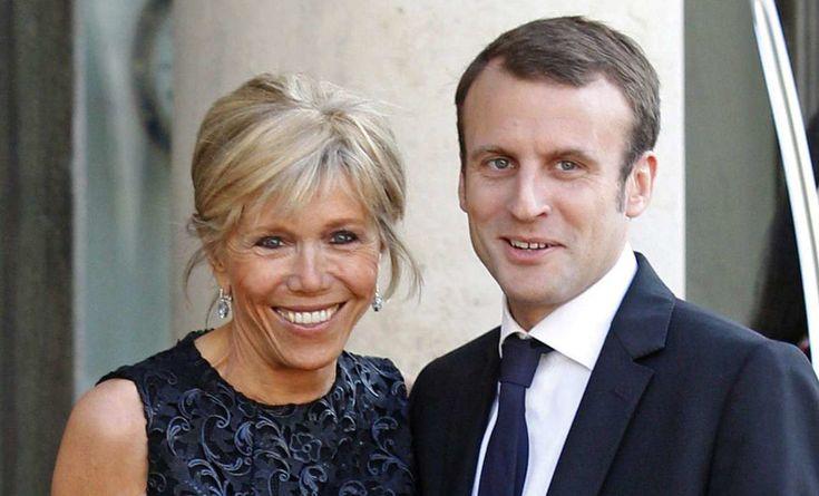 """Μακρόν: Βίος και πολιτεία – Μια παιδεράστρια θα γίνει """"Πρώτη Κυρία"""" της Γαλλίας"""