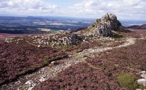Head up the Brown Clee in Shropshire #Bestinthecountry