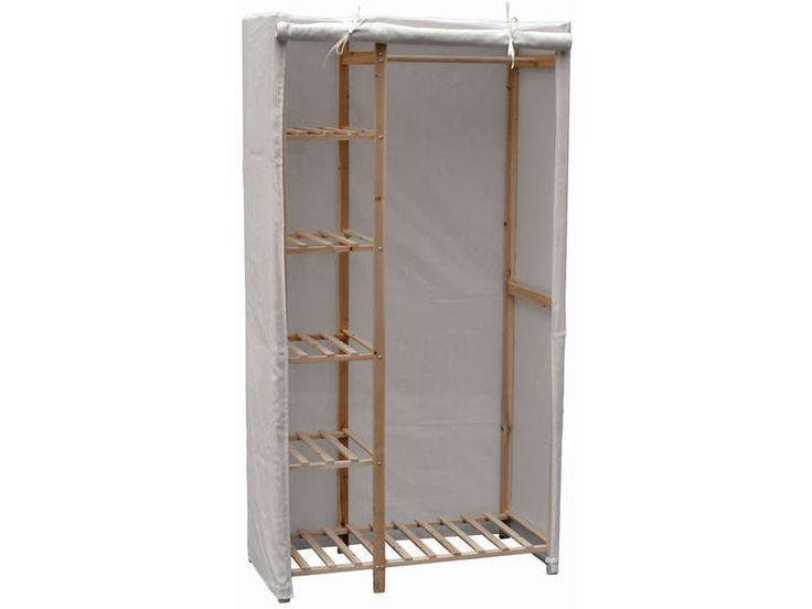 armoire avec housse tissu maison design. Black Bedroom Furniture Sets. Home Design Ideas