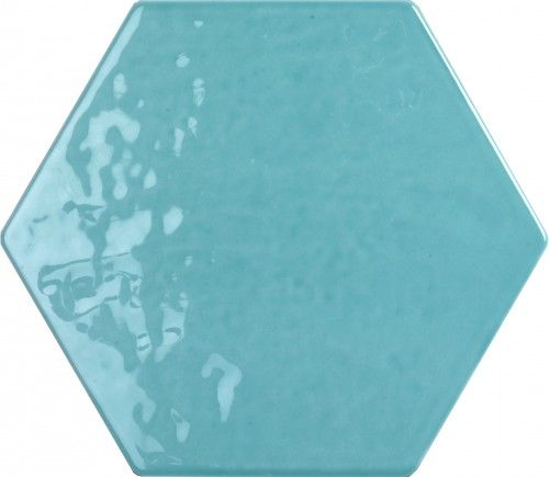 Tonalite Exabright Esagona Acquamarina 17.5x15.3 см