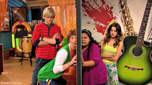 Austin and Ally wanted to see if the other one was talking about the other one and this is what happened