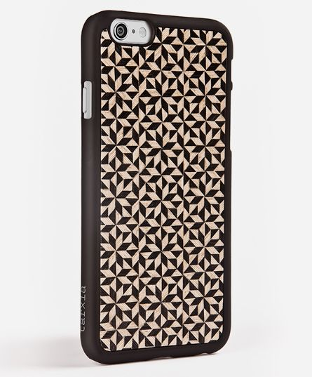 Kaleidoscope iPhone 6 case, handmade in Andalusia, by Tarxia