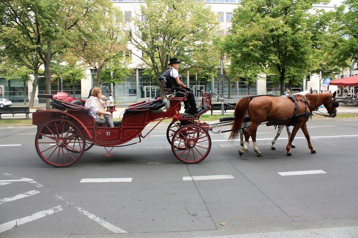 Per le strade di Berlino..