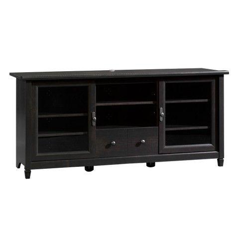 Sauder TV Stand - Estate Black