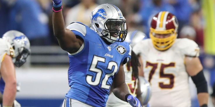 Detroit Lions roster cuts tracker: Linebacker Antwione Williams waived - Detroit Free Press