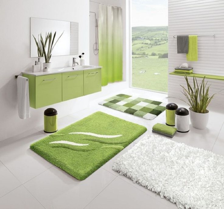 Best Bath Mat Designs Images On Pinterest - Beautiful bath rugs for bathroom decorating ideas