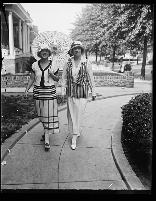 The style of the 1920s