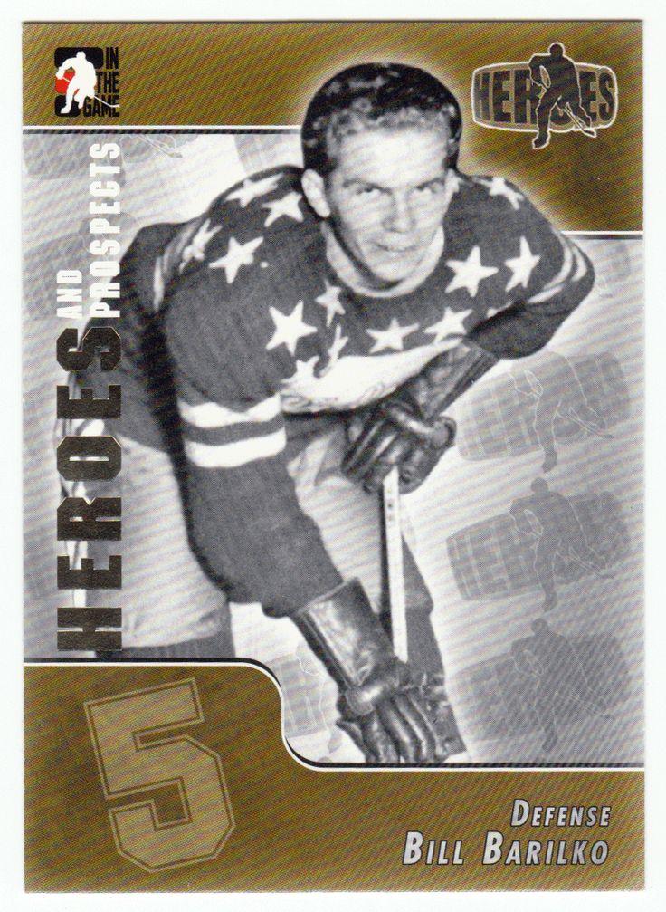 Bill Barilko # 169 - 2004-05 ITG Heroes and Prospects Hockey