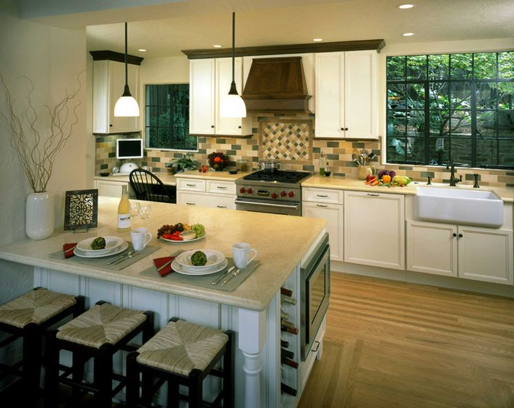 opening wall between kitchen and dining room - Google Search