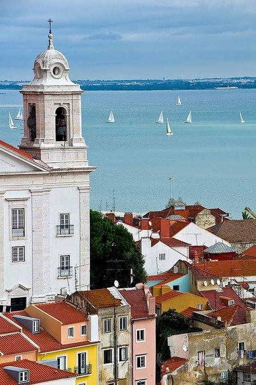 Alfama, Lisbon, Portugal #Lisbon #travel Portugal #Alfama
