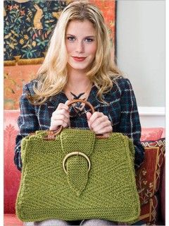 Looks like the old carpet bags made in the 1960's in Dalton Georgia. Positano Tote | InterweaveStore.com