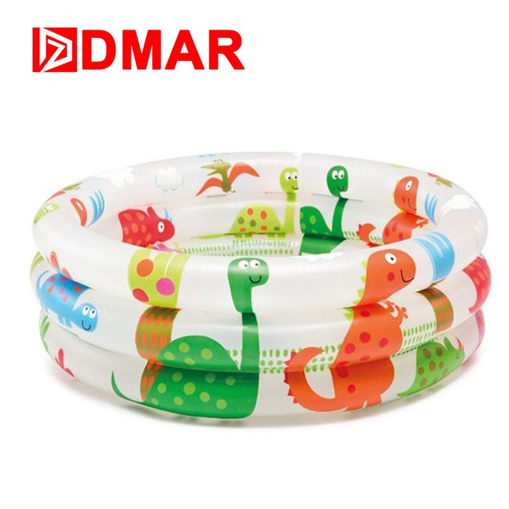 DMAR Inflatable Pool for Kids Infants Baby Dinosaur Swimming Pool Children Toys Baby Bathing Pool Durable High Quality