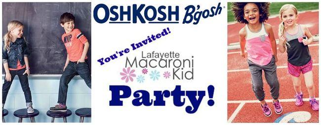 OshKosh B'gosh Back to School Party at Elite Air! | Macaroni Kid
