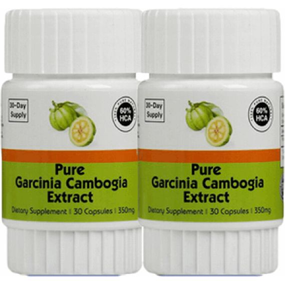 2 Pack Pure GARCINIA CAMBOGIA HCA 75% has been featured on today's leading consumer health as effective and safe product to support healthy weight management.