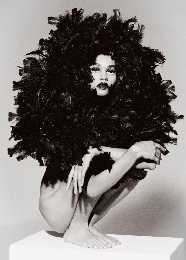 Black Widow - la bellezza gotica in