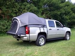 SPORTZ AVALANCHE TRUCK TENT.  I have this for mine.