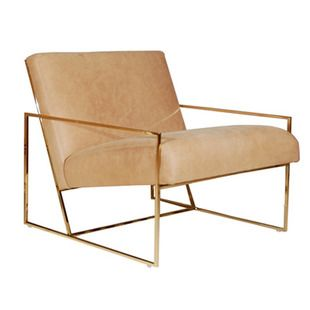 Buy Thin Frame Lounge Chair By Lawson Fenning   Made To Order Designer  Furniture From Dering Hallu0027s Collection Of Industrial Mid Century / Modern  Lounge ...