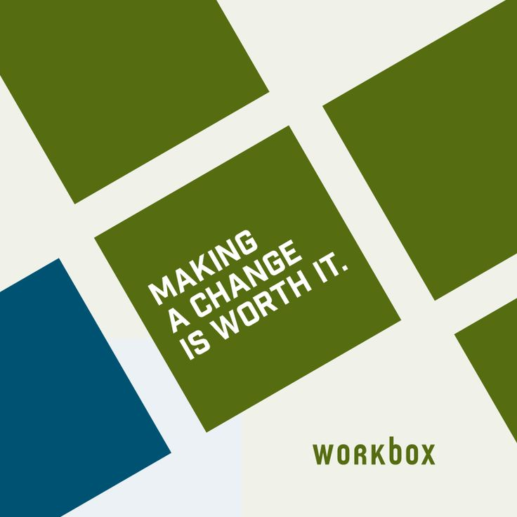 """Sometimes it's scary taking the first step towards a new job, but making a change in your life can be worth it."" – Workbox Recruiter #staffing #HR #career"