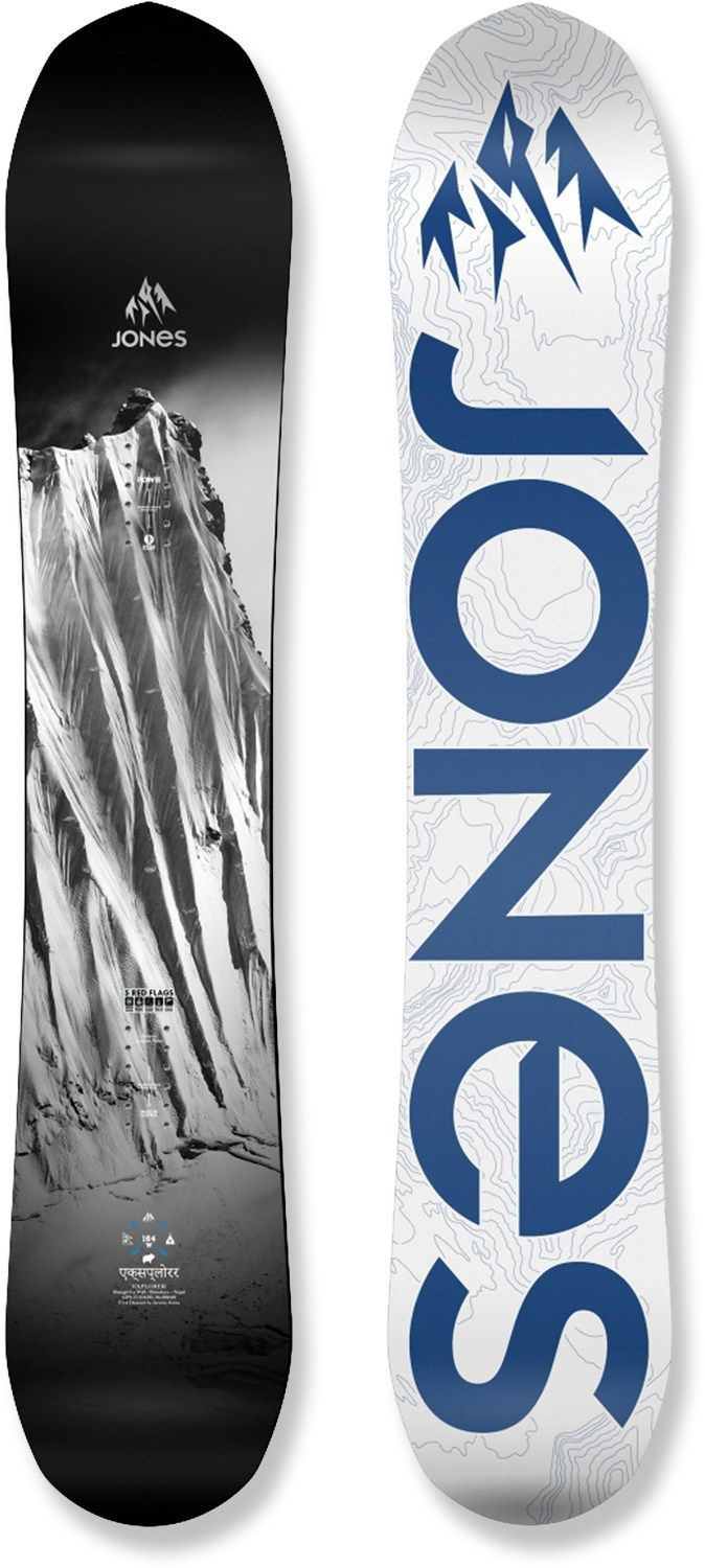 Jones Male Explorer Snowboard /2016