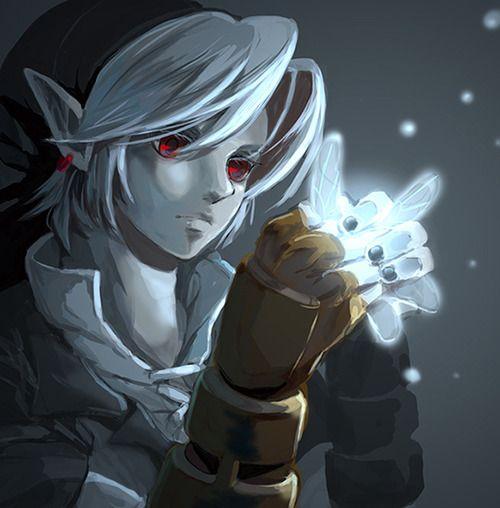 Legend Of Zelda Dark Link Vs Link 198 best Legend of Zel...