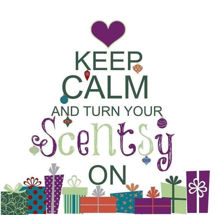 Scentsy :)