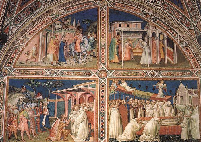 Art in Tuscany | Spinello Aretino (1350-1410)