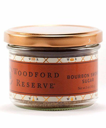 Woodford Reserve Bourbon Smoked Sugar