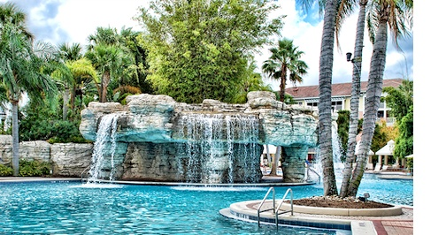 Sheraton Vistana Villas in Orlando, FL...I love this place ;)